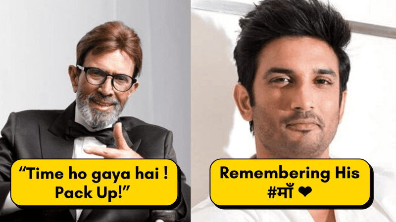 indian box office news These Were The Final Words of 6 Legendary Bollywood Actors Before Saying Goodbye to World