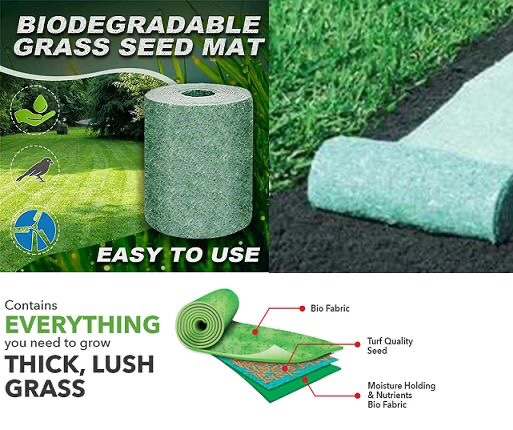 Have you seen this All-in-one grass growing technology for your home