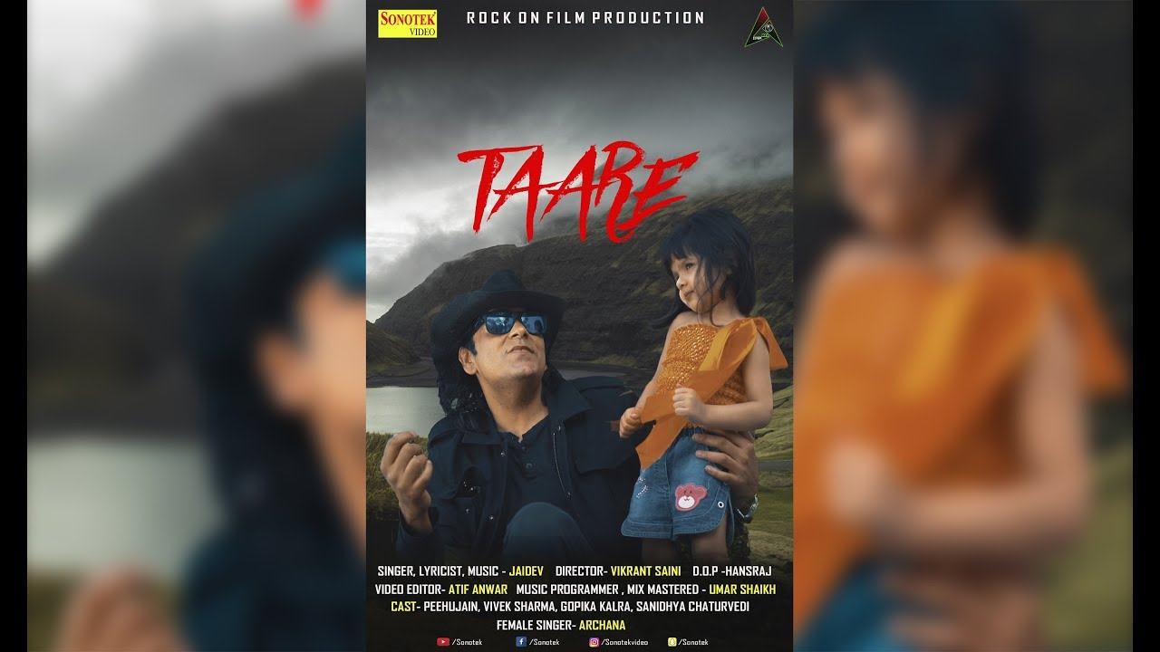 sonotek new song Taare | Jaidev & Peehu Jain | Archana | New Bollywood Song 2020| Sonotek