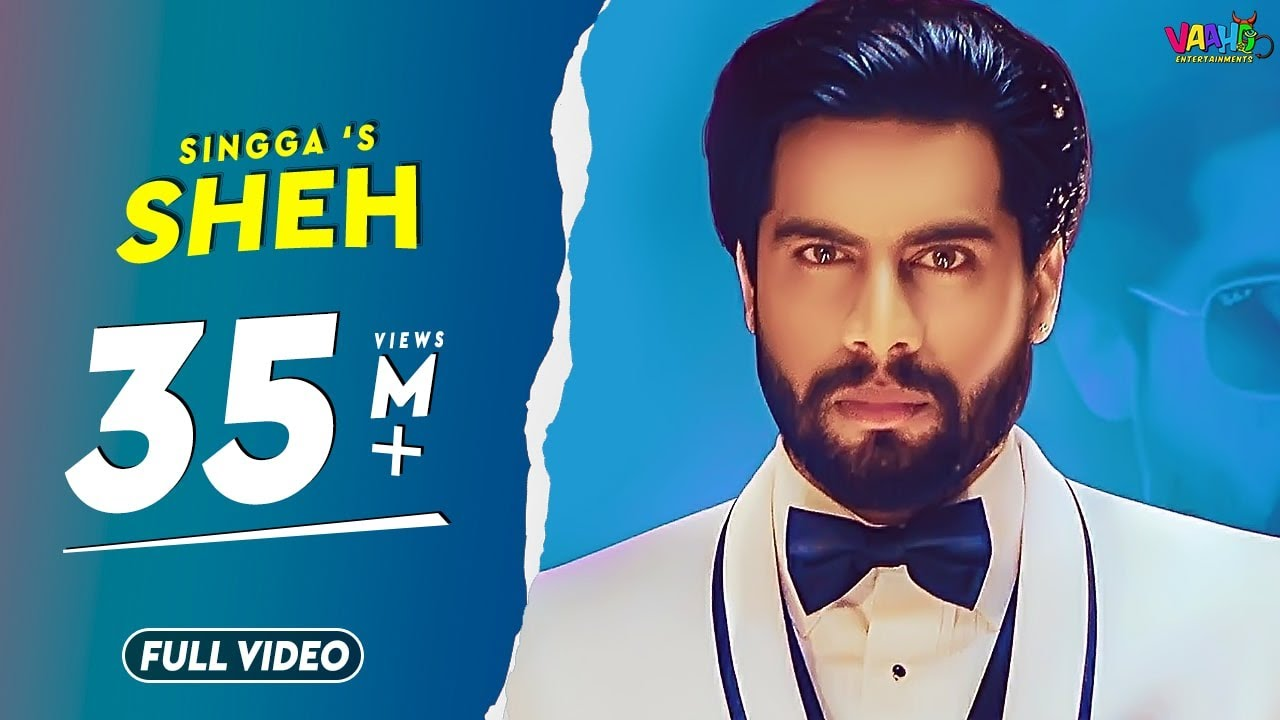 mankirt aulakh new song Sheh : Singga (Audio Song) Ellde | Latest Punjabi Songs | Vaaho Entertainments | Full Video 24 Aug