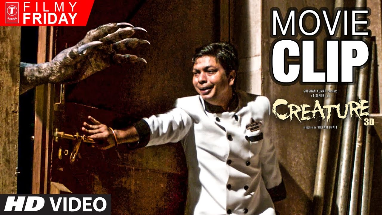 t series new song Attack Of Creature | CREATURE 3D Movie Clips | Filmy Friday | T-Series