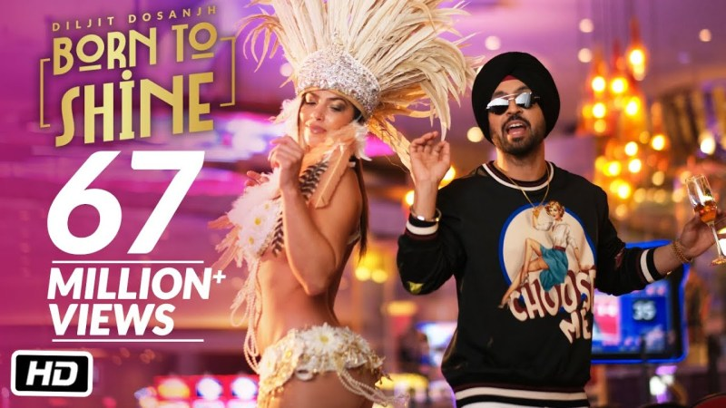 sidhu moose wala new song Diljit Dosanjh: Born To Shine (Official Music Video) G.O.A.T
