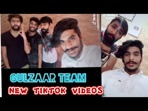 gulzar song-Gulzaar Chhaniwala new tiktok videos on his new songs ||Mafia Love ||-gulzar chhaniwala song