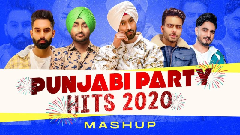punjabi song Punjabi Party Hits 2020 | Mashup | Latest Punjabi Songs 2020  | Speed Records