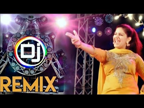 haryanvi song-Bandook Chalegi Dj Remix || सपना Choudhary New Song || Dj Dance Song Sapna || Sapna Chaudhary Song