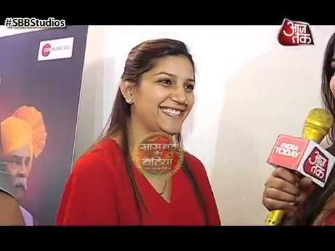 haryanvi song-Sapna Choudhary Talks About Her Upcoming Movie