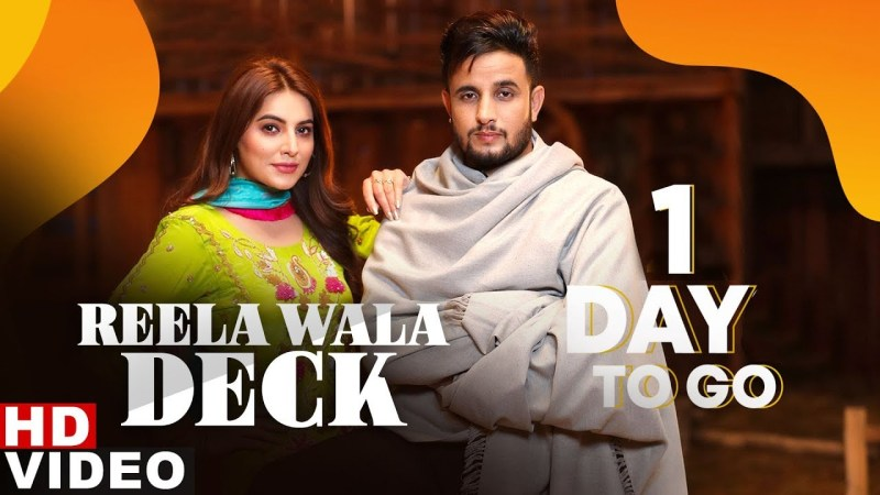 haryanvi song-R Nait | Reela Wala Deck (1 Day To Go) | Ft Labh Heera | Jeona & Jogi | Latest Punjabi Teasers 2019