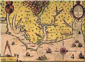 Map Virg