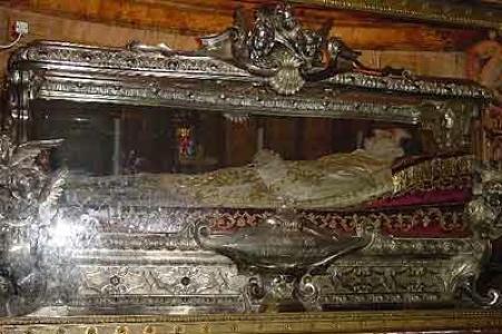 0817-3 The Tomb Of St John Bosco B