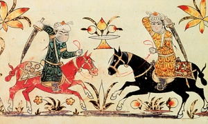 Barb Mamluk-Cavalry-Bal