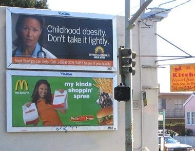 Billboard-Irony