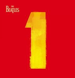 The Beatles 1 Album Cover