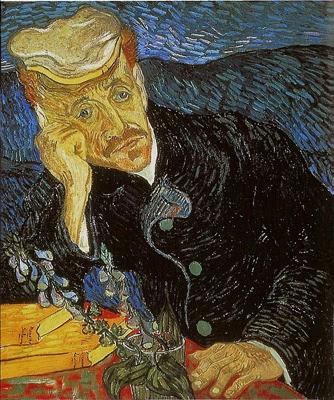 501Px-Portrait Of Dr. Gachet