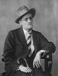 Bernice Abbott James Joyce 1926