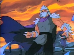 Tmnt1987 Shredder