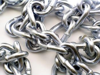 Chrome Plated Chain Links