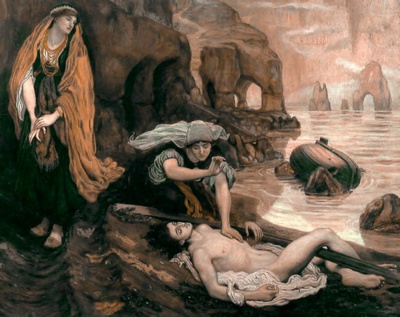 Image-Don Juan - Image-Brown-Fm The-Finding Of Don Juan By Haidee.1878