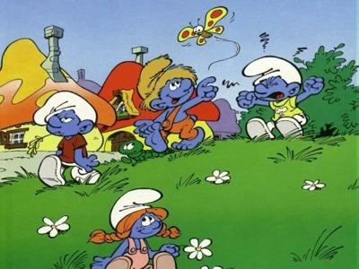 Smurfs-Wallpaper-The-Smurfs-251171 1024 768