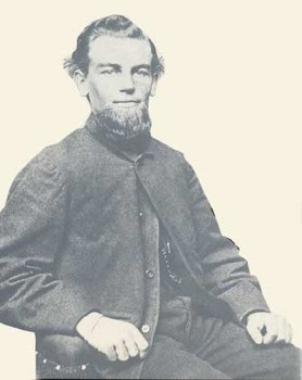 Benjamin Briggs Captain Of Mary Celeste