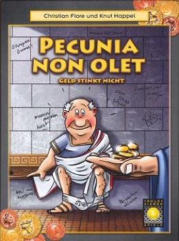 Pecunia Non Olet Boite