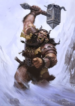 Troll Berserker Final