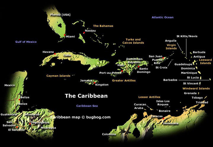 Caribbean Fun: 10 Interesting Facts About The Caribbean