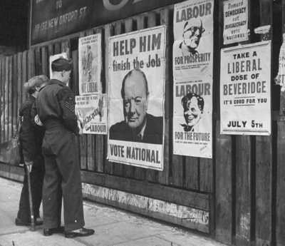 1945 British Election