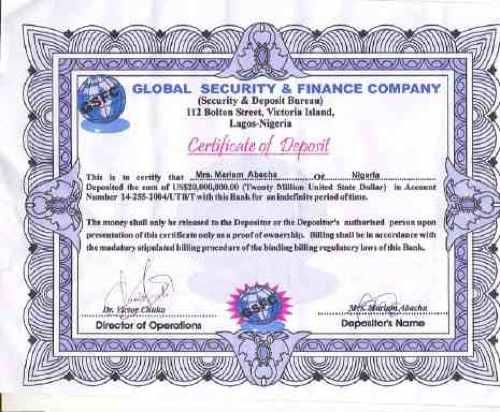 Strog Mariam Abacha Global Cert1