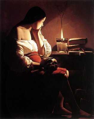 473Px-Magdalen With The Smoking Flame C1640 Georges De La Tour