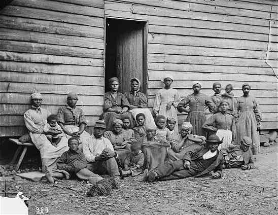 Did Black People Own Black Slaves?