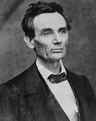 Lincoln 1860 Large