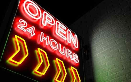 Open 24 Hours Sm2