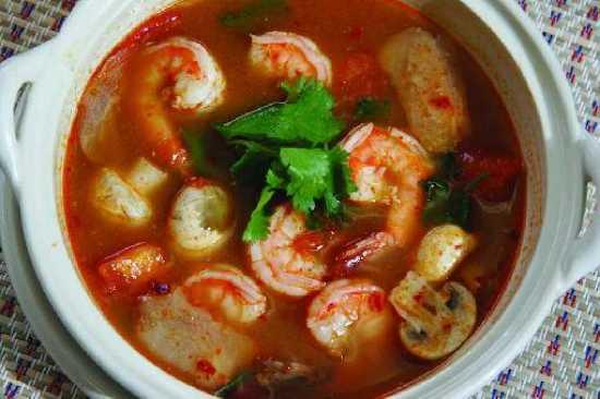 Tom Yum Soup-12825
