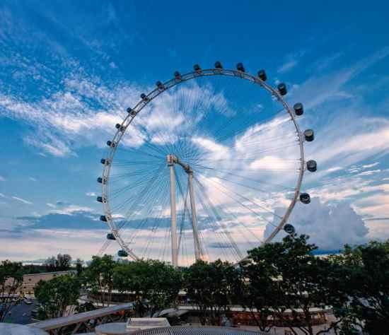 Singapore Flyer+Ducktours 01