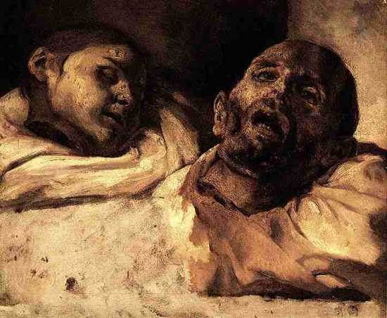 Gericault Severed Heads