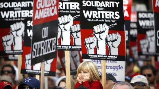 Writers-Strike