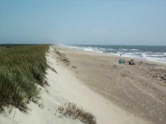 Okracoke-Island-Beach