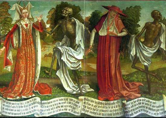 Empress-And-Cardinal-With-Verses