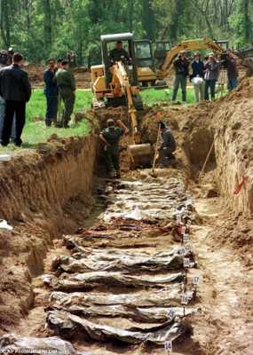 Mass-Grave-Vukovar-1991-Unearthed-1998