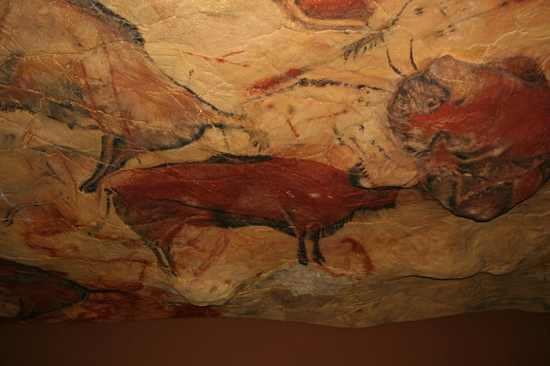 Reproduction Cave Of Altamira 01