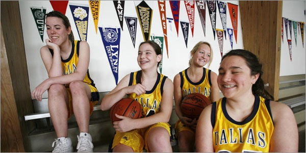 Covenant Girls' Basketball Team
