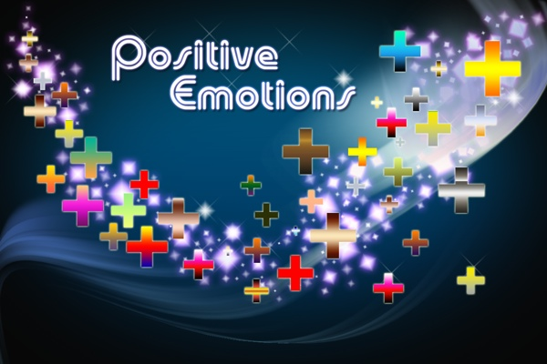 Positive Emotions By Mariog16