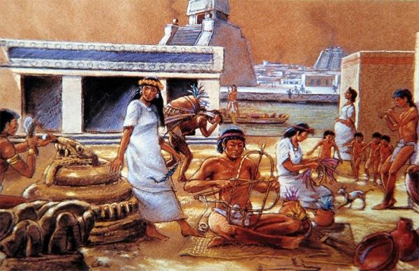 How to Read an Aztec Calendar   Owlcation aploon