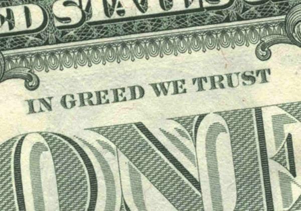 Money-Greed