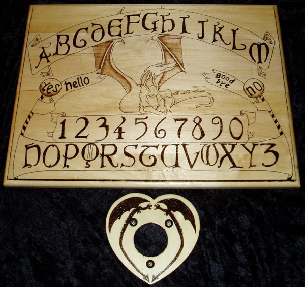 Talking-Board-Dragon-And-Planchette