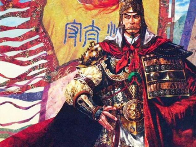 Battle Of Yongqiud373B72D9Cace3721968