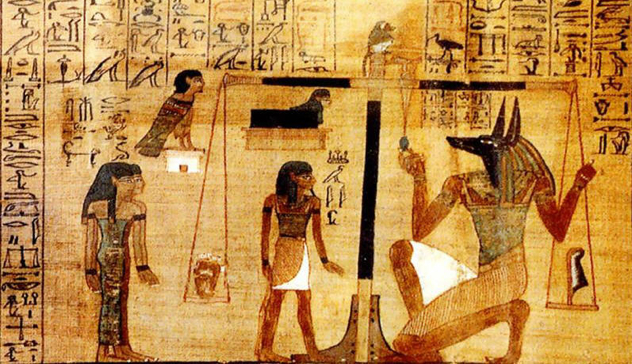 Anubis Judgment