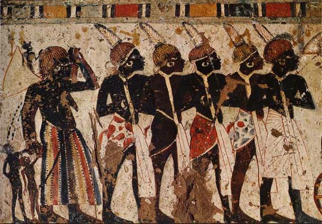 Nubian-Tribute
