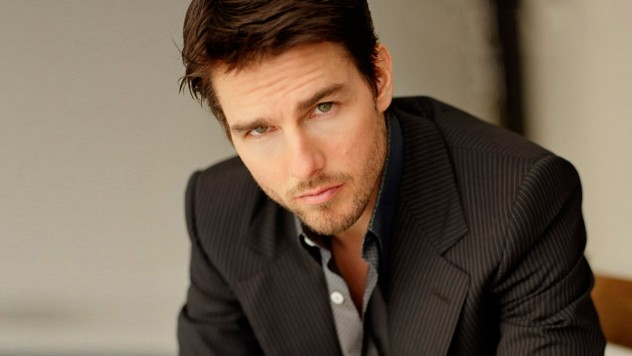 Seductive Stare Tom Cruise