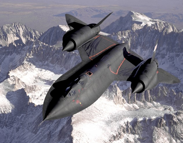 Lockheed_SR-71_Blackbird